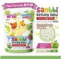 AE55 Alice Sanbbi Hamster Bathing Sand Apple Scent 1kg