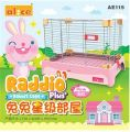 AE115 ALice Raddio Rabbit Cage Plus