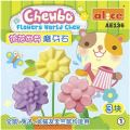 AE136 Alice Chewbo Flowers World Chew 3pcs