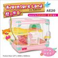 AE20 Alice Adventure Land for Hamster Pink