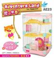 AE23 Alice Adventure Land for Hamster (Small/Double Deck)