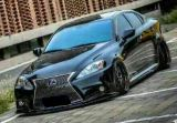 2012 lexus is250 bumper f sport pp new