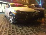 lexus is250 bumper f sport pp new