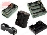 AA BATTERY HOLDER WITH 9V CLIP 2WAY,3WAY, 4WAY and 6way