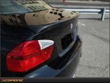 bmw e90 spoiler m tech carbon new