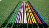 "Golf sticks ""The Top Rated"" Golf Alignment Sticks / Amazing Team Color Options"