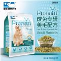 DR316 Dr.Bunny Pronutri Hair&Skin Formula Food for Adult Rabbit 900gm
