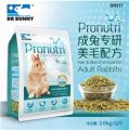 DR317 Dr.Bunny Pronutri Hair&Skin Formula Food for Adult Rabbit 3.6kg