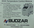BUDZAR -HIGH VOLUME HOT WATER (PORTABLE)