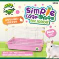 SR06 Super Rabbit Simple Cage-Pink