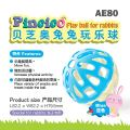 AE80 Pincico Play Ball For Rabbits-Blue