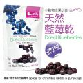 JP153 Jolly Dried Blueberries 22g
