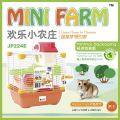 JP224E Jolly Mini Farm Hamster Cage (Minimal Packaging)