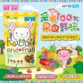 AE102 Alice Rabbit & Fruit 1kg (For Young Rabbit)