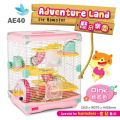 AE40 Alice Adventure Land (Large/Double Deck) Pink