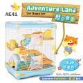 AE41 Alice Adventure Land (Large/Double Deck) Blue