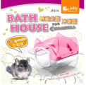 JP314 Bath House For Chinchilla - Upgrade (Pink)