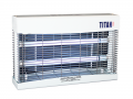 TITAN 300 White Lacquered Fly Trap