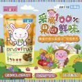 AE112 Alice Rabbit & Fruit 2.5kg (For Adult Rabbbit)