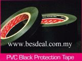 PVC Black Protection Tape