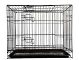 "DRC-107 Dr.Cage Pet Cage 29.5""X20""X23""H (Twin Door)"
