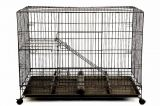 "DRC-209 Dr.Cage Cat Cage 48.5""X30""X34.5""H"