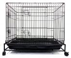 DRC-113 Dr.Cage Dog Cage 36''X 24''X 31''H