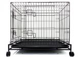 DRC-112 Dr.Cage Dog Cage 30''X 21''X 26''H