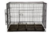 "DRC-111 Dr.Cage Dog Cage 48.5""X30""X34.5""H"
