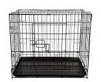 DRC-104 Dr.Cage Dog Cage 24''X 16.5''X 20''H