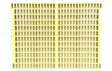 PA-606 Kennel Board (45cm X 60cm X 2cm)