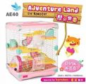 AE40 ALICE ADVENTURE LAND (BIG/DOUBLE DECK) PINK