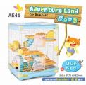 AE41 ALICE ADVENTURE LAND (BIG/DOUBLE DECK) BLUE
