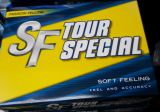 SF Tour Special Optic Yellow Golf Balls