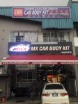 MX Car Body Kit