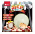 JP306 JOLLY ACTIFUN EXERCISE BALL FOR HAMSTER -NOCTILUCENT