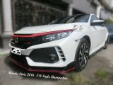 Honda Civic 2016 Type R Bumperkits