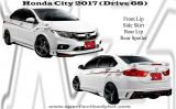 Honda City 2017 Drive 68 Bodykits