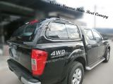Nissan Navara Rear Boot Canopy