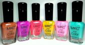 MKC COLOR fashion & decor NAIL POLISH - 15ml