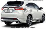 Toyota Harrier 2017 MDLT Bodykits