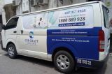VAN STICKER ADVERTISING