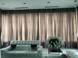 JB Curtain With Top & Bottom Border