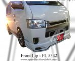 Toyota Hiace Front Lip