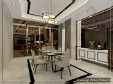 Dining Hall Area Design and Construct - Taman Mawar, Johor Bahru