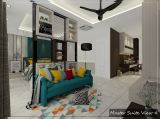 Bedroom decoration design and renovation - Taman jaya mas, Johor Bahru