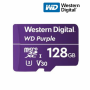 WD Purple 128GB Surveillance Micro SD WDD0128G1P0A