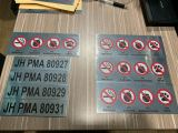 Stainless Steel Plate With UV Print
