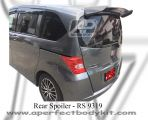 Honda Freed 2009 Rear Spoiler