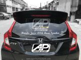 Honda Jazz 2014 Rear Spoiler